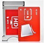 Cam модуль мтс с картой год подписки (с поддержкой 4K ULTRA HD)