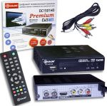 D-Color DC1501HD (Dolby, RF loop, USB, T2)