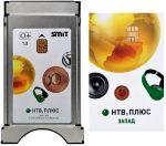 Cam-модуль НТВ Плюс HD с картой доступа и договор НТВ+ (UHD 4К) Запад
