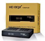 HD BOX S200 plus (DVB-S2, T2-MI, HEVC, CA, выносной ИК датчик)