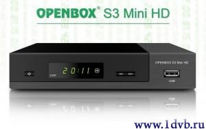 Openbox s3 mini hd купить