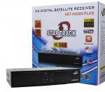 STAR TRACK SRT HD265 PLUS  комбо ресивер DVB-S2/T2/C с С+ слотом, HEVC265